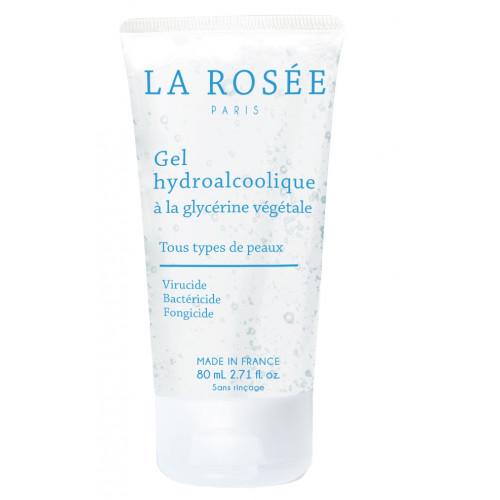 Gel hydroalcoolique LA ROSEE disponible