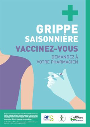 Grippe: la campagne de vaccination démarre